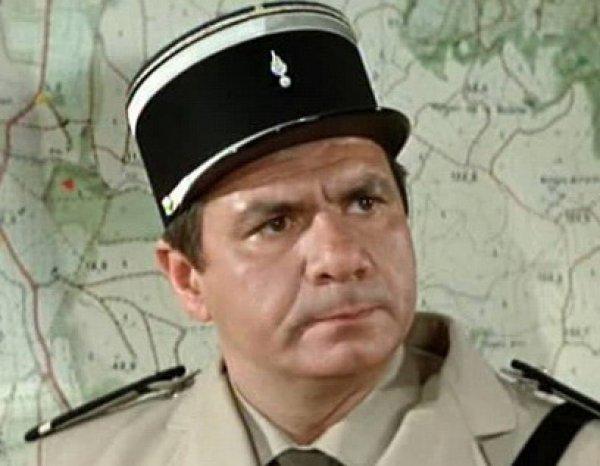 Во Франции скончался Мишель Галабрю – знаменитый жандарм из киносаги с Луи де Фюнесом