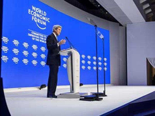 Госсекретарь США Керри анонсировал скорое снятие санкций с РФ