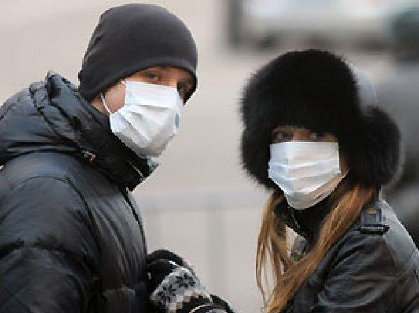 В Москве объявлена эпидемия гриппа и ОРВИ