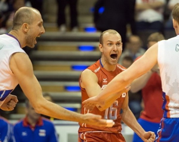 Россия – Франция, волейбол 2016: смотреть онлайн трансляцию 10 января можно по ТВ (ВИДЕО)