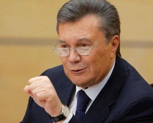 СМИ: ЕС может снять санкции с Януковича и его соратников уже весной