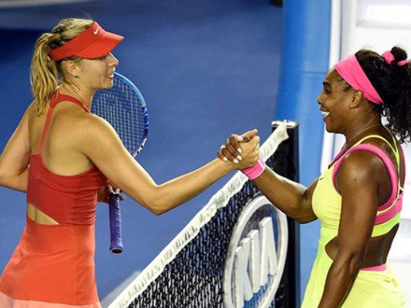 Мария Шарапова проиграла Серене Уильямс и вылетела с Australian Open