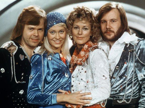 Участники группы ABBA воссоединилась на открытии ресторана