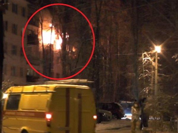 Взрыв в Воронеже: восемь квартир пострадали от взрыва в многоэтажном доме (ФОТО, ВИДЕО)