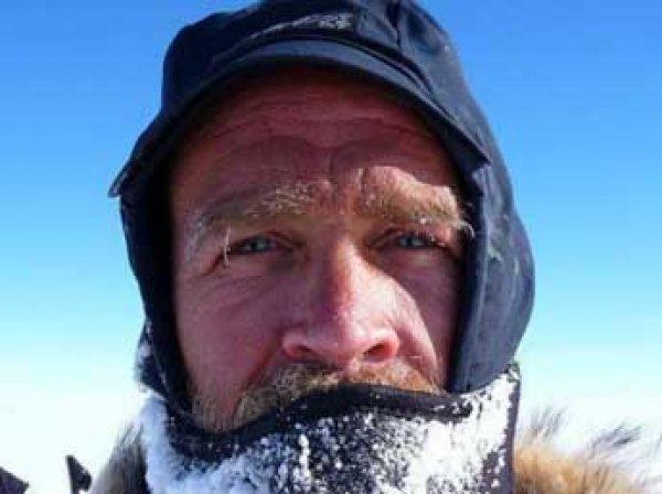 Пытавшийся пересечь в одиночку Антарктиду британец погиб в 50 км от цели