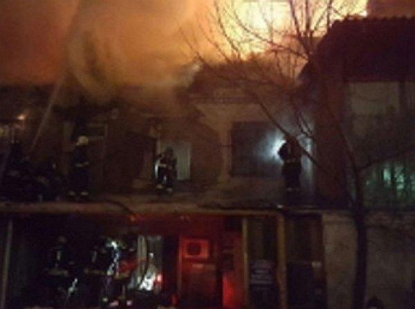 В Москве жертвами пожара в швейном цеху стали 12 человек