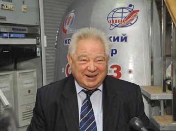 Космонавт Гречко экстренно госпитализирован в Москве