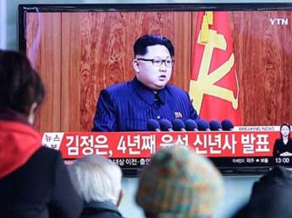 Ким Чен Ын пригрозил священной войной справедливости Южной Корее