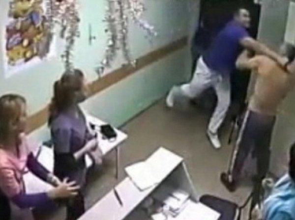 Врач белгородской больницы до смерти забил пациента за оскорбление медсестры