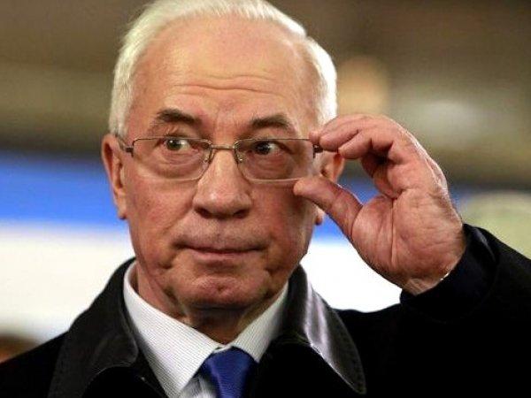 Суд ЕС отменил санкции против Азарова и ряда чиновников времен Януковича