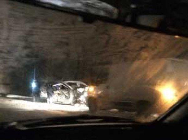 В Петербурге в ДТП с грузовиком погибли четыре человека