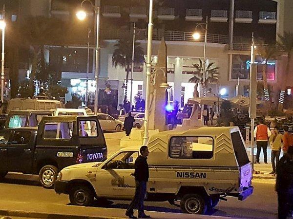СМИ: расстрелявшие отель в Хургаде египтяне охотились на россиян