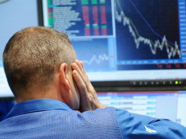СМИ: обвал фондового рынка в США стал крупнейшим за 119 лет