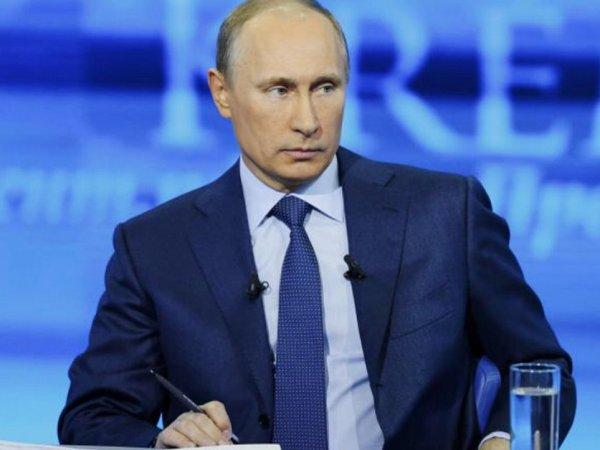 """СМИ рассказали, когда состоится """"прямая линия"""" с Путиным в 2016 году"""