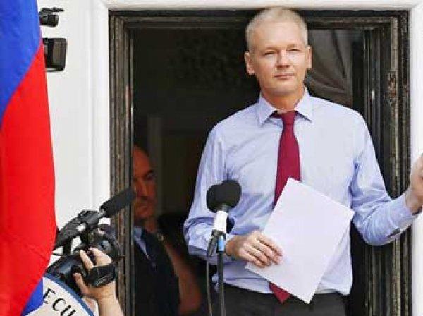 Основатель WikiLeaks Ассанж заявил, что готов сдаться полиции