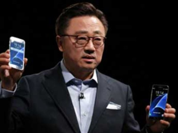 Samsung показала новейшие смартфоны Galaxy S7 и S7 Edge (фото, видео)