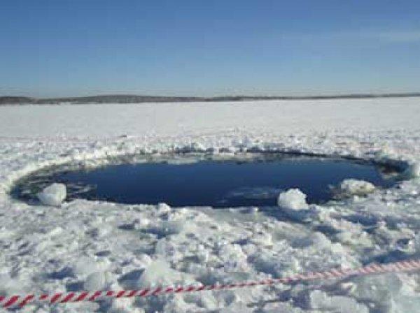 Ученые нашли магнитные аномалии в месте падения челябинского метеорита