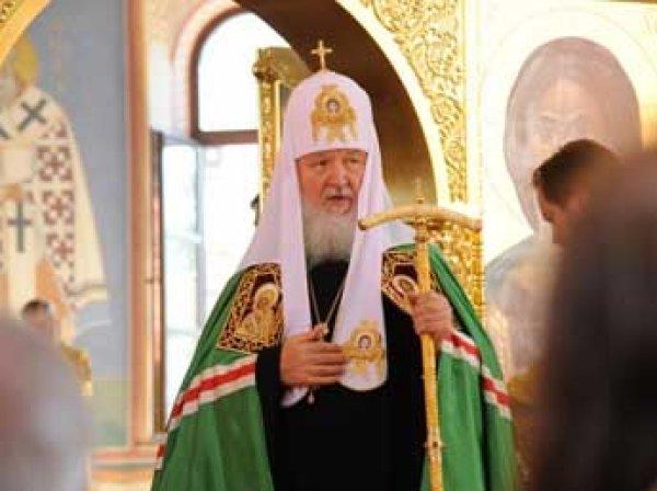 Патриарх Кирилл впервые в истории встретится с Папой Римским