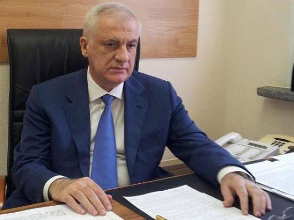 В Москве скончался глава Северной Осетии Тамерлан Агузаров