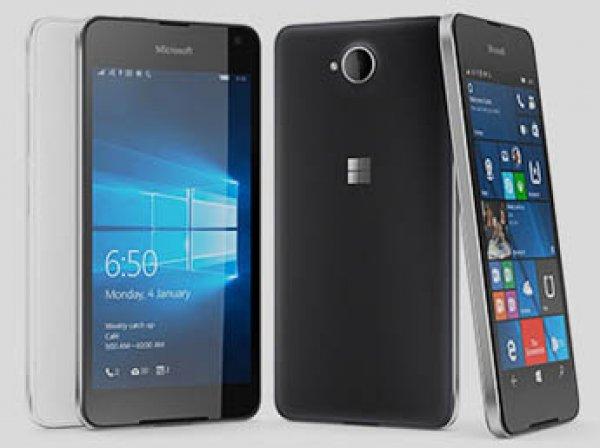 Microsoft представила металлический смартфон на Windows 10 всего за