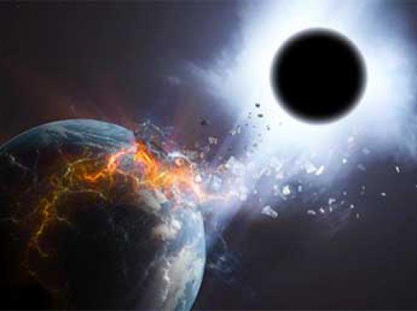 Ученые рассказали, что произойдет с Землей в черной дыре