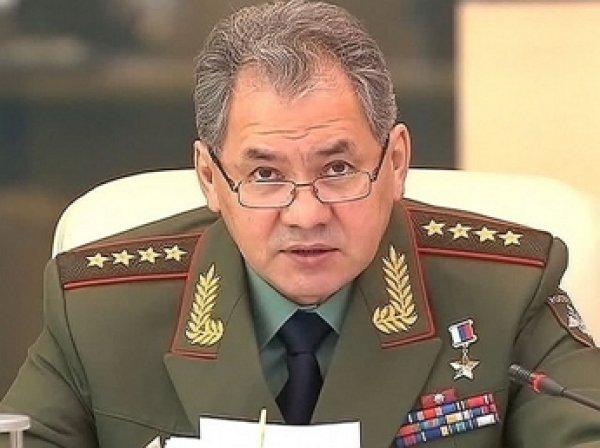 Шойгу доложил Путину об усилении концентрации войск в Крыму