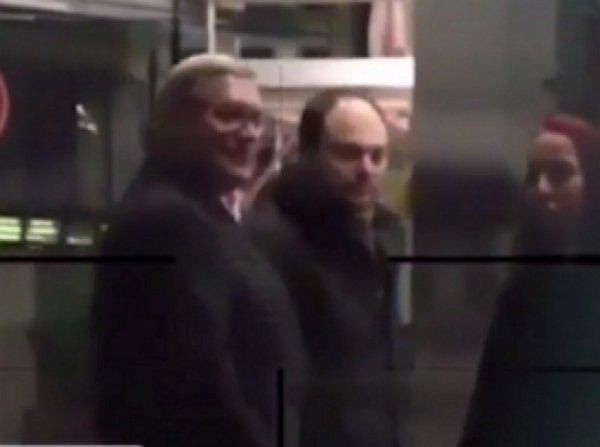 Из Instagram Кадырова удалено видео Касьянова «под прицелом»