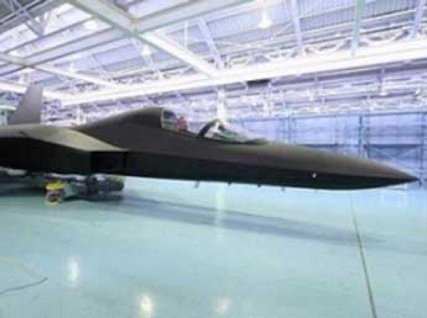 Япония провела первые испытания своего самолета-невидимки