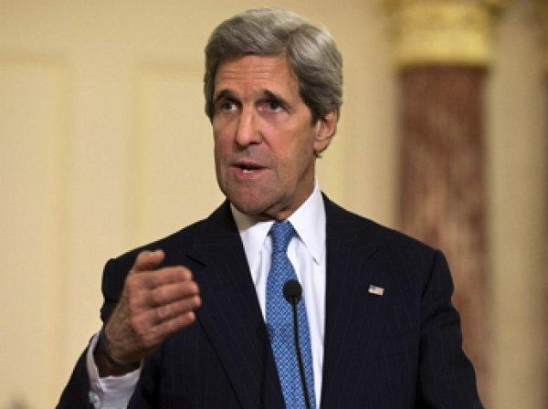 Керри отказался одобрить конструктивные предложения России по Сирии из-за операции ВКС