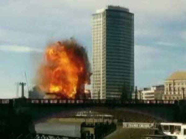 Съемки нового фильма Джеки Чана в Лондоне приняли за теракт