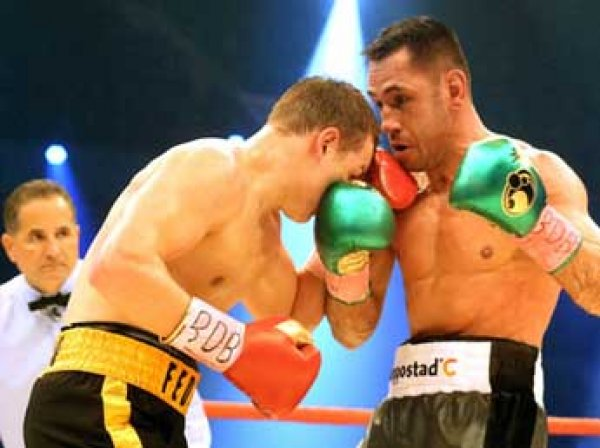 Команда боксера Чудинова отправит его перчатки на экспертизу