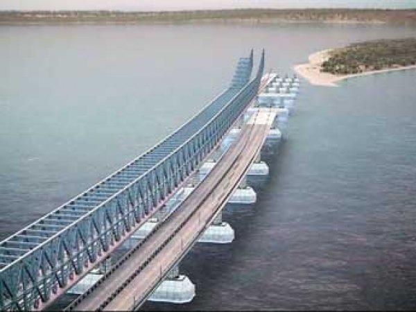 Главгосэкспертиза одобрила проект Керченского моста в Крым