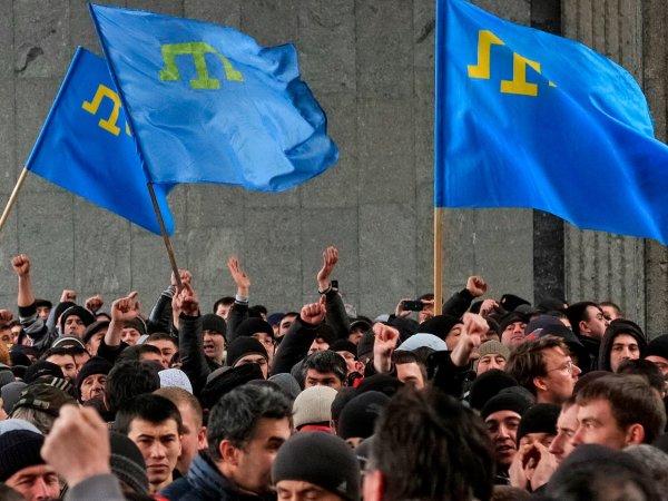В офисе меджлиса крымских татар в Херсонской области прогремел взрыв
