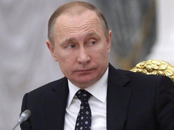 Суд не принял иск Навального против Путина