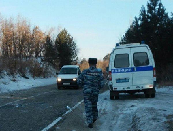 В Приамурье в ДТП погиб мэр Шимановска, в Сети появилось видео с места аварии
