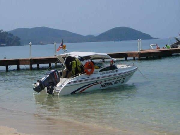 В Таиланде два россиянина попали под винт катера
