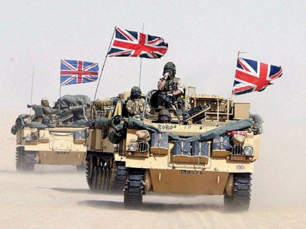 СМИ сообщили о подготовке Британии к возможному конфликту России и НАТО