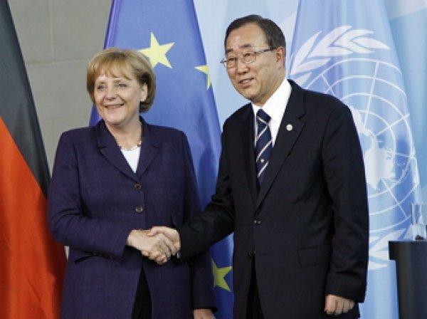WikiLeaks: АНБ ведет слежку за Пан Ги Муном, Меркель, Нетаньяху, Берлускони и Саркози