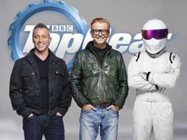 """Вместо Кларксона вести Top Gear будет актер из сериала """"Друзья"""""""