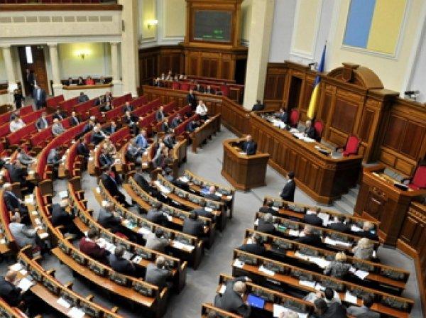 В Раде предложили ввести визы для Россиян