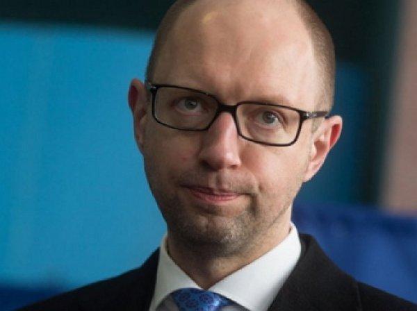 """Блок Петра Порошенко"" назвал условия отставки Яценюка"