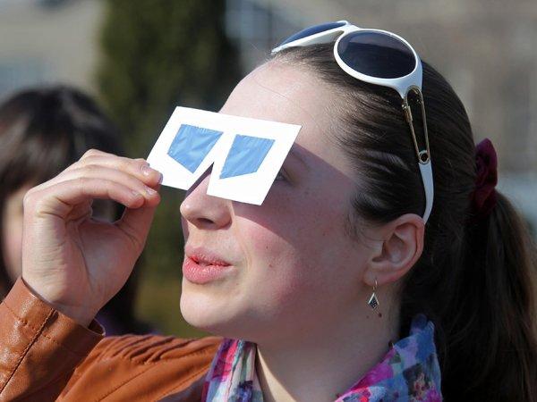 Солнечное затмение 9 марта 2016 года в России: время, где будет видно