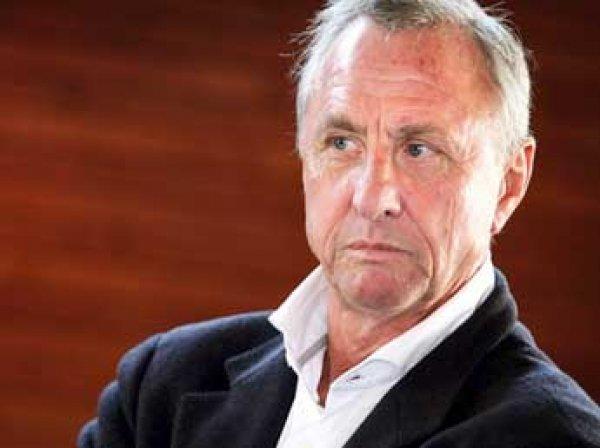 Легенда футбола Йохан Кройф скончался, не дожив до 69 лет