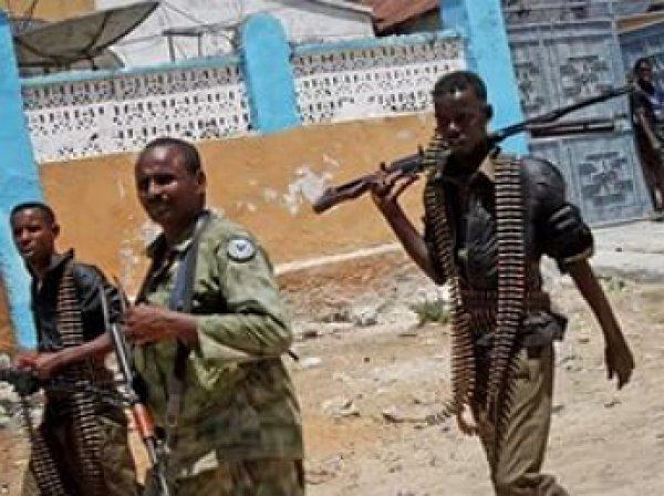Четыре человека погибли при стрельбе у посольства Турции в Сомали