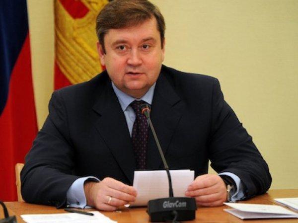 Андрей Шевелёв добровольно ушел с поста губернатора Тверской области