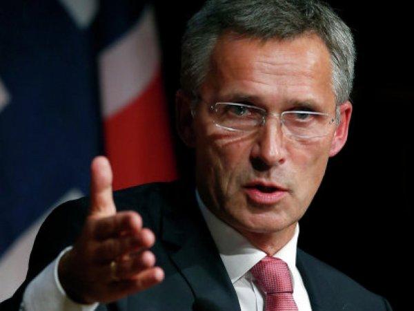 """Генсек НАТО заявил, что Россия пытается """"расколоть"""" альянс"""