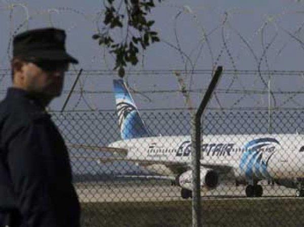 Новые детали захвата лайнера EgyptAir: угонщик делал селфи с заложниками