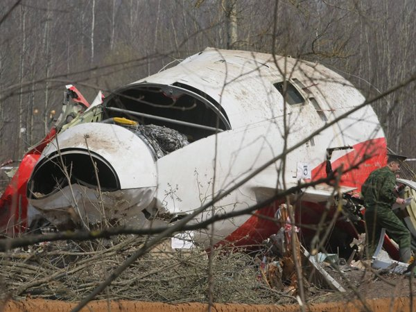 Минобороны Польши назвало крушение самолета Качиньского в 2010 году терактом