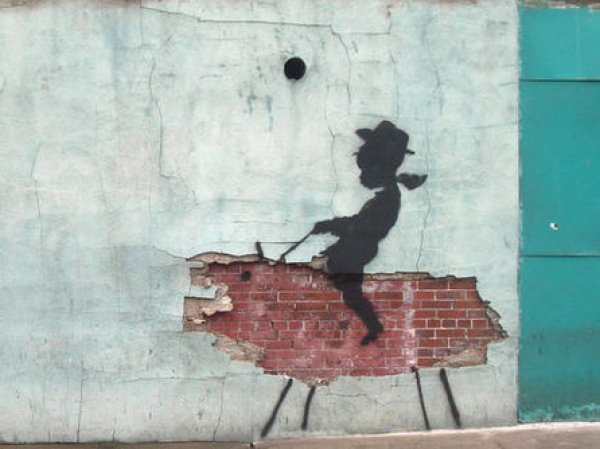 Ученые узнали, кем является загадочный британский художник Бэнкси