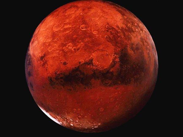 "Энтузиасты разглядели на фото с Марса ""череп динозавра"""
